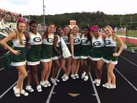 GHS Varsity Cheerleaders