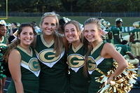 JV Grayson vs Central 9/17